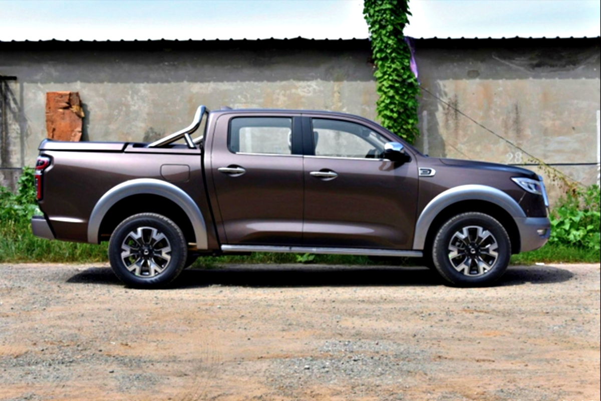 2020 Great Wall Ute 5
