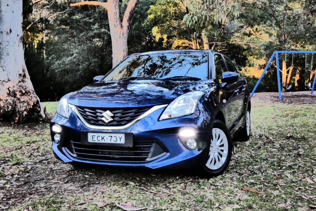 Suzuki Baleno: The hubcap edition