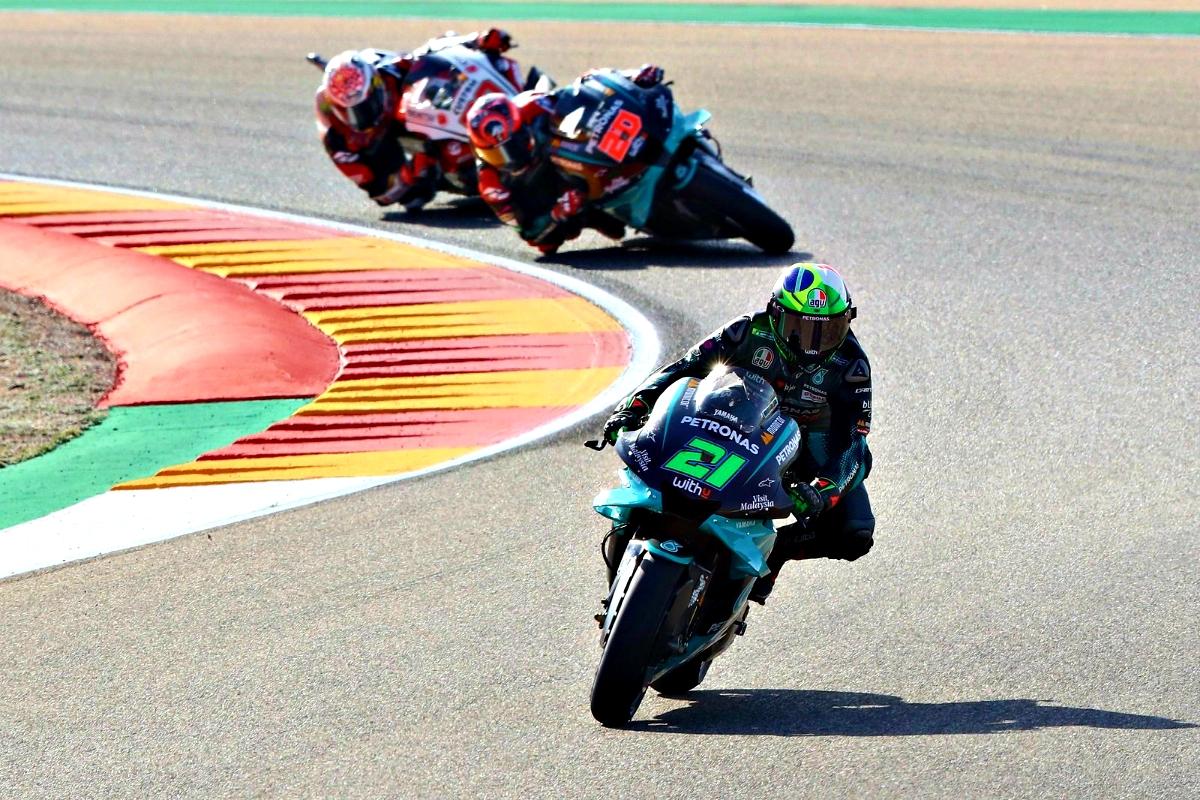 2020 Teruel Grand Prix 1