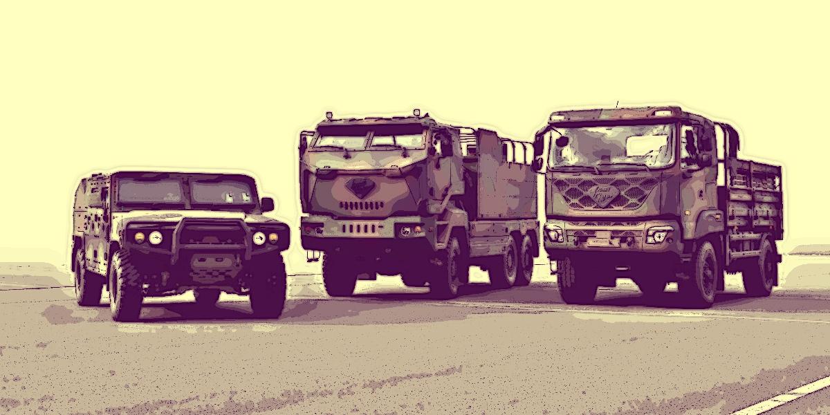 Kia military 1