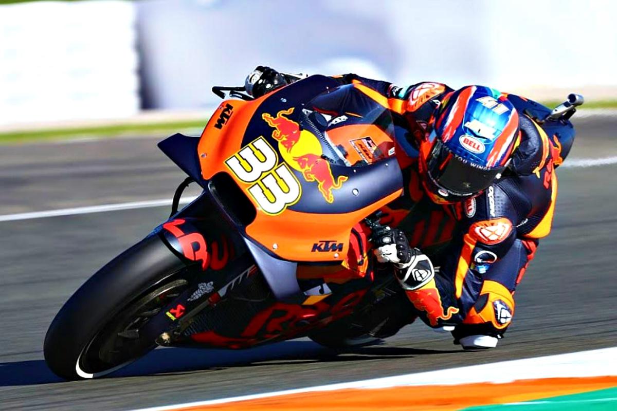 2020 European MotoGP Brad Binder