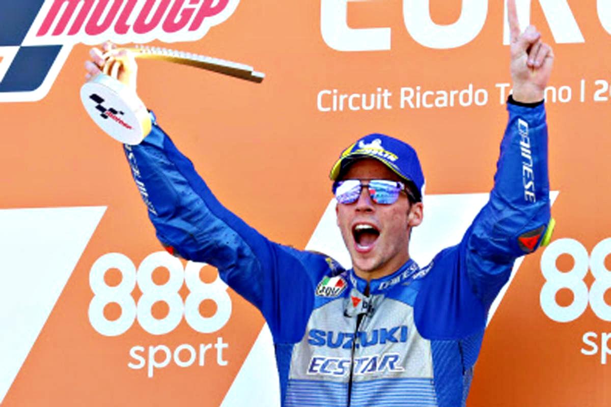 2020 European MotoGP Joan Mir