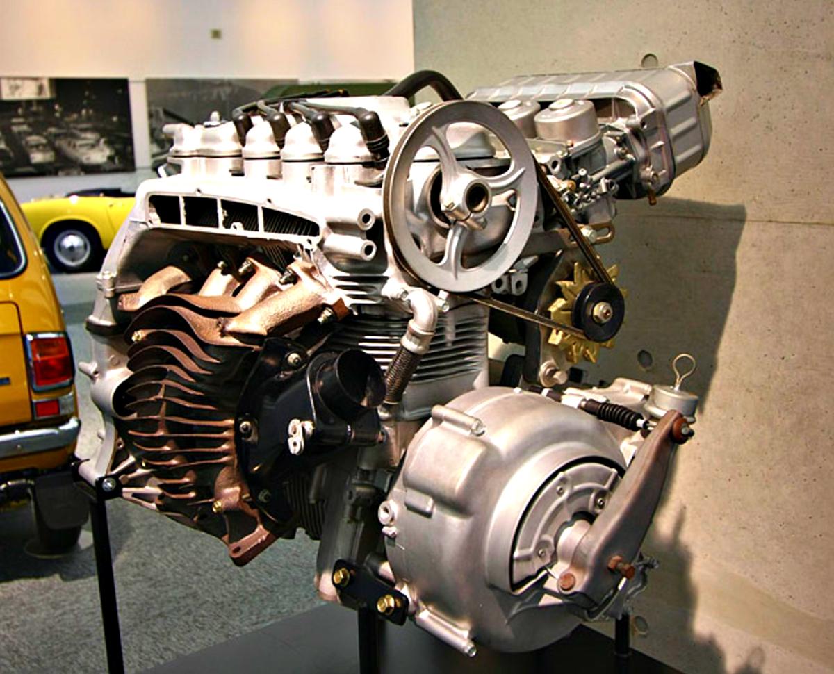 Honda 9 motor