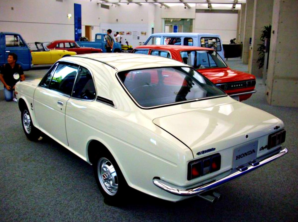 Honda 9 tail