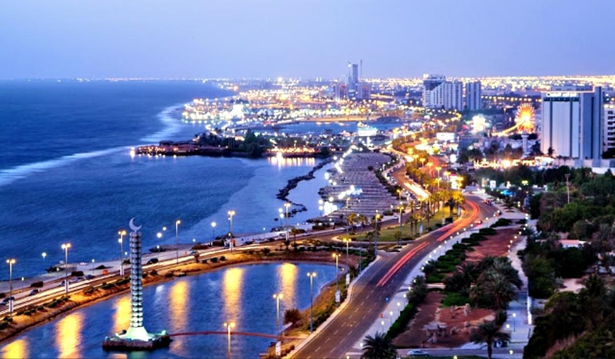 Jeddah Formula race 4