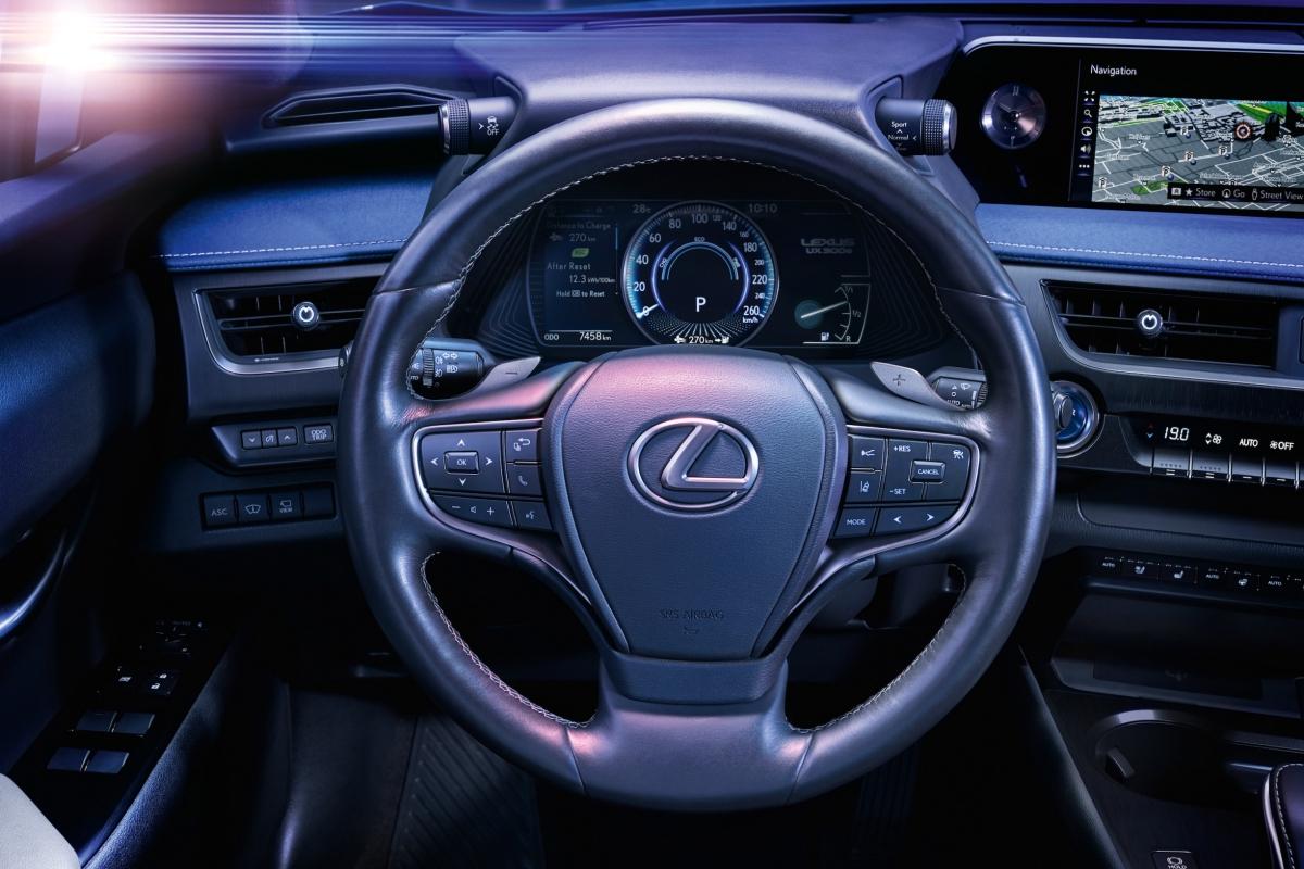 Lexus UX 300e 4