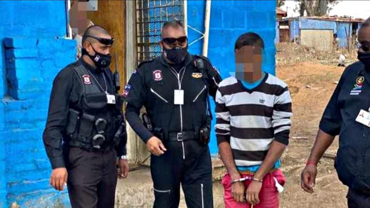 moni police arrest