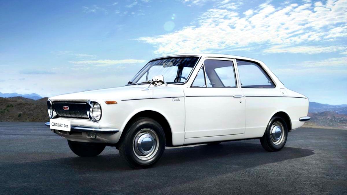 1966 1970 Toyota Corolla 1