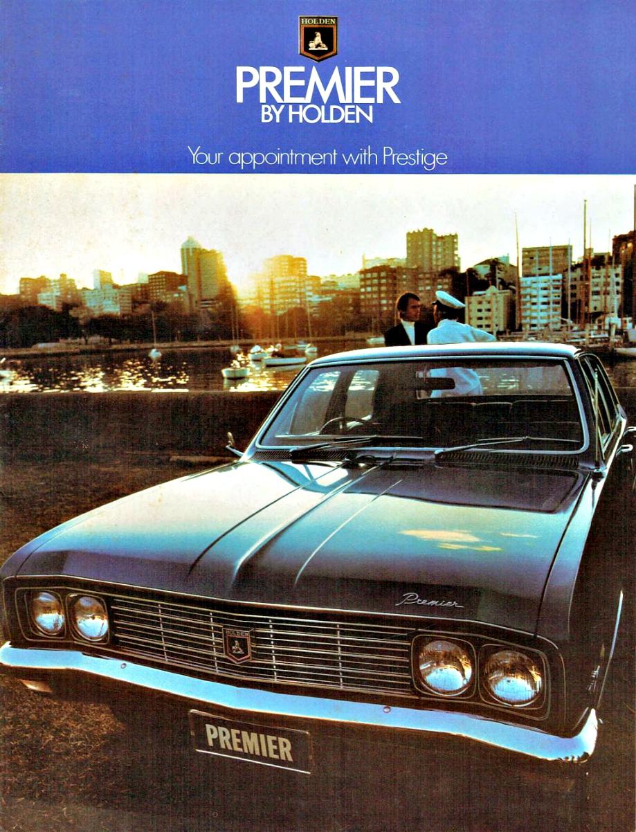 1970 HG Holden 1