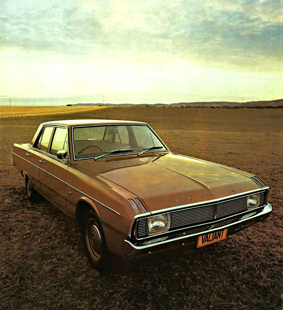 1970 VG Valiant 2
