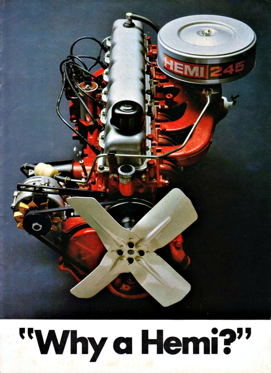 1970 VG Valiant 3