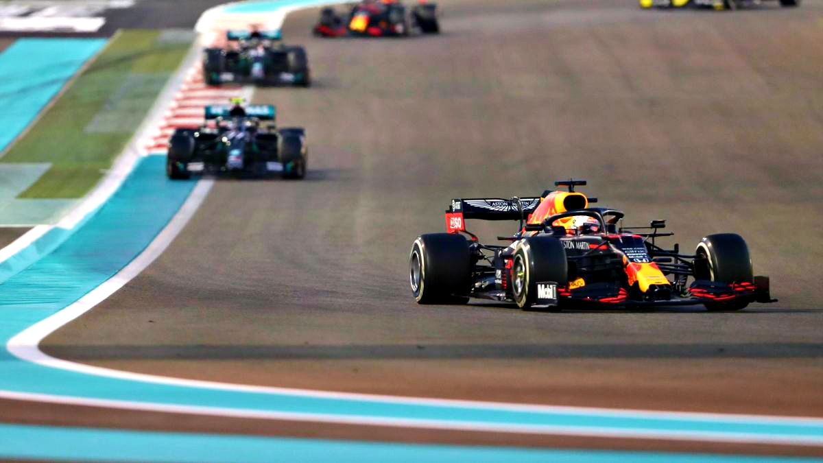 2020 Abu Dahbi Grand Prix 1