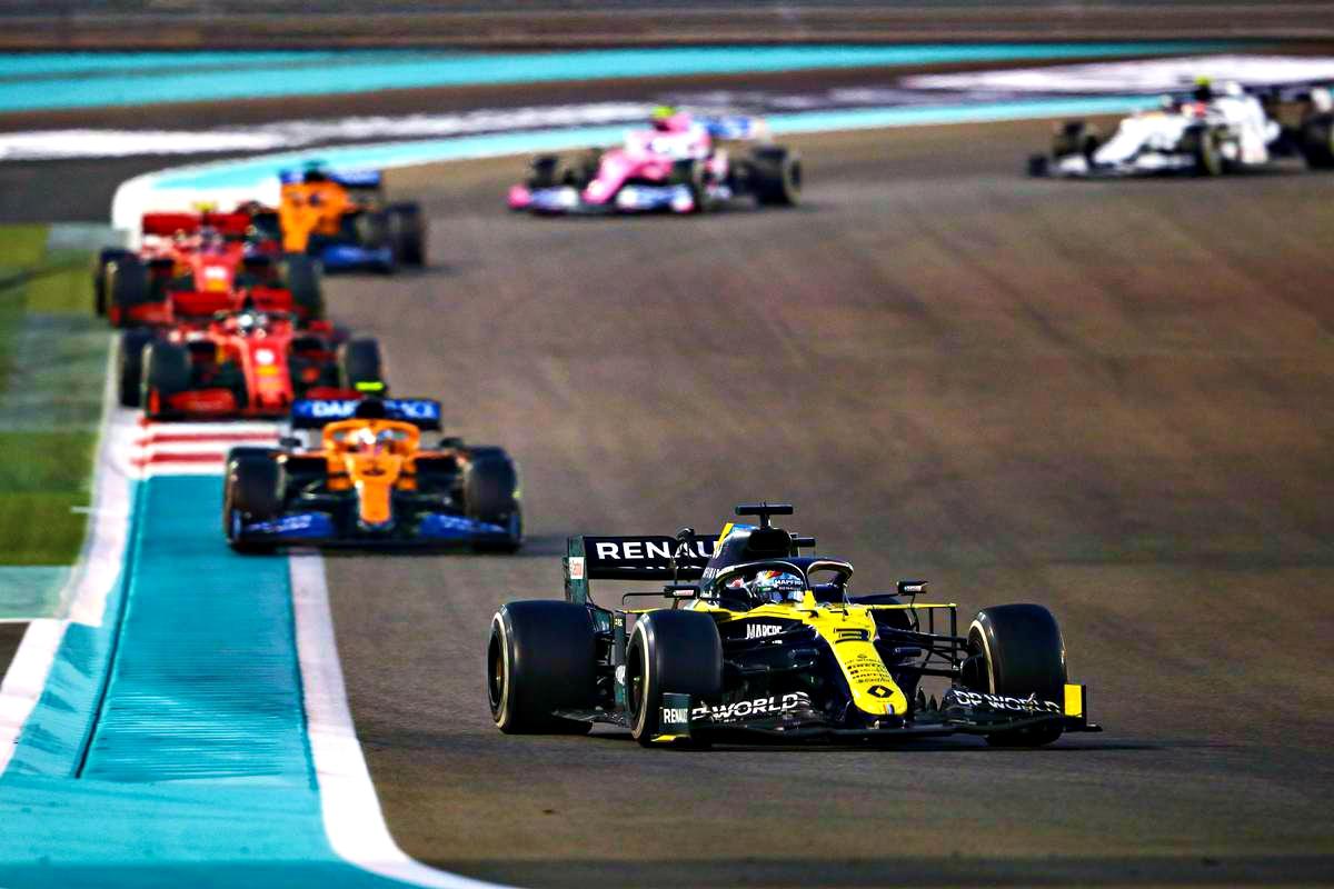 2020 Abu Dahbi Grand Prix 2
