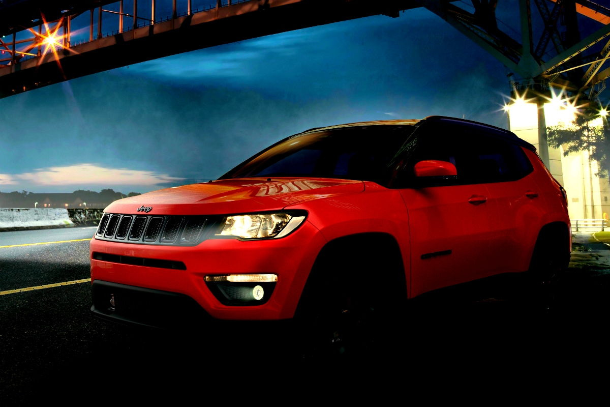 Jeep Compass Night Eagle: Is the name enough?