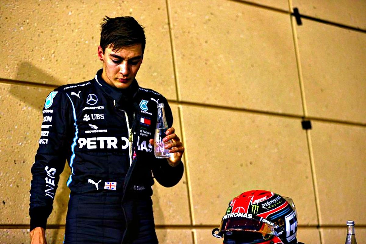 2020 Sakhir Grand Prix Ggeorge Russell