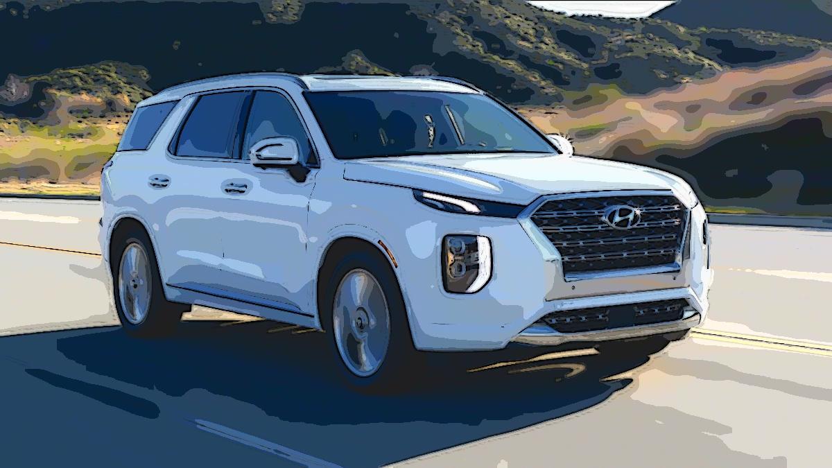 Hyundai Palisade: Because bigger is betterer