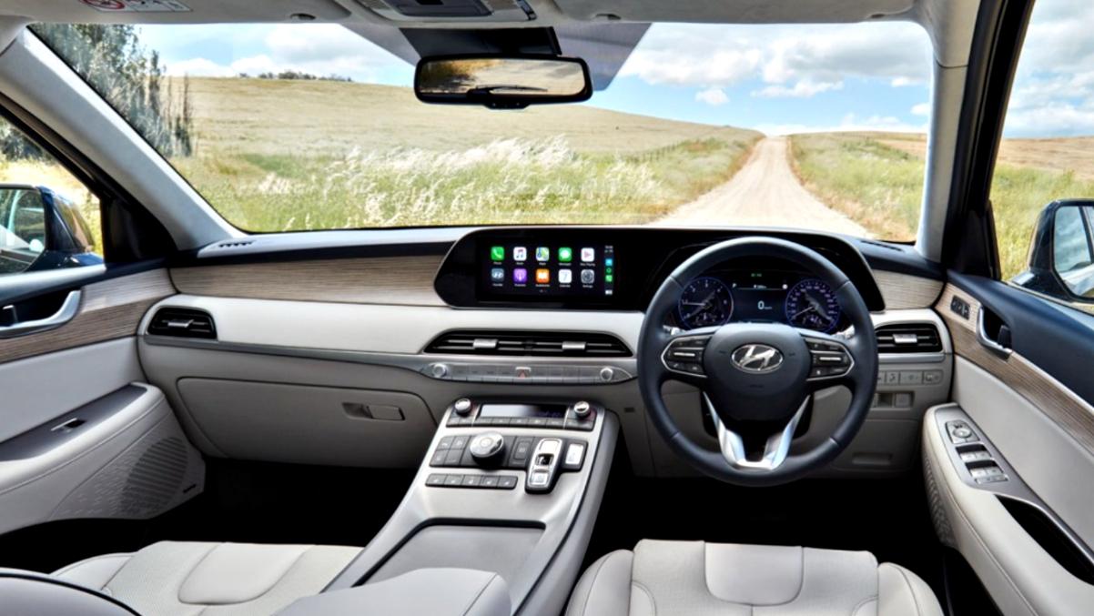 2021 Hyundai Palisade 12