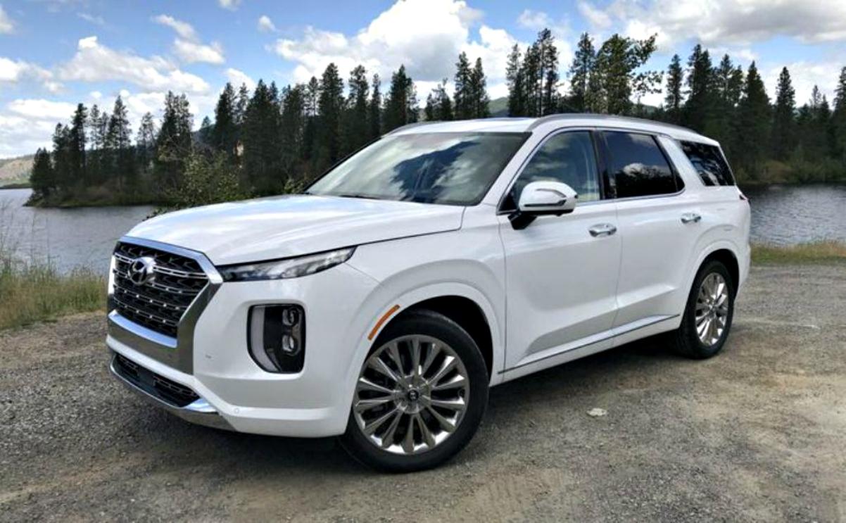 2021 Hyundai Palisade 4