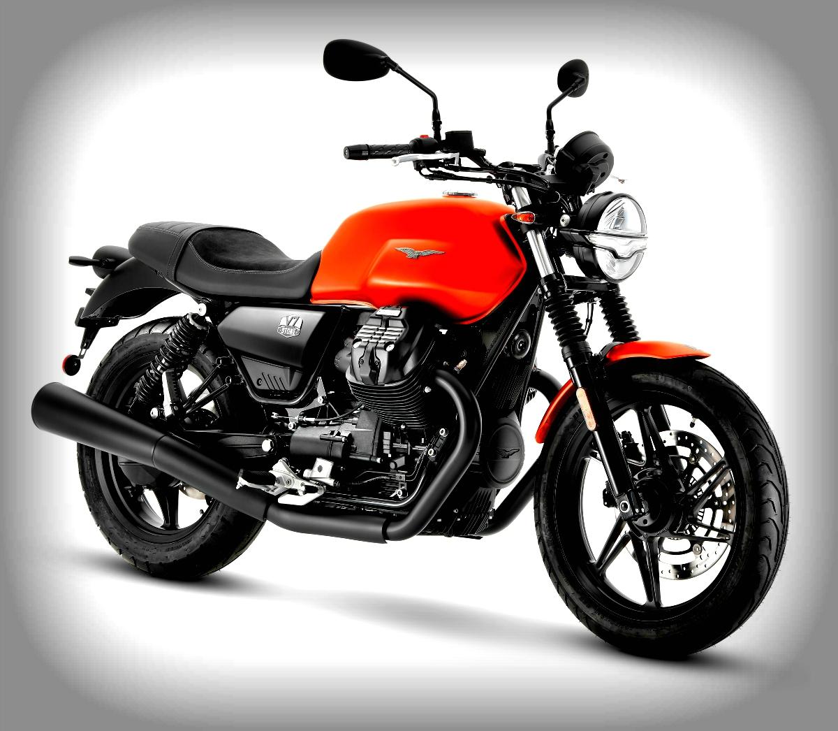 2021 Moto Guzzi V7 Stone 3