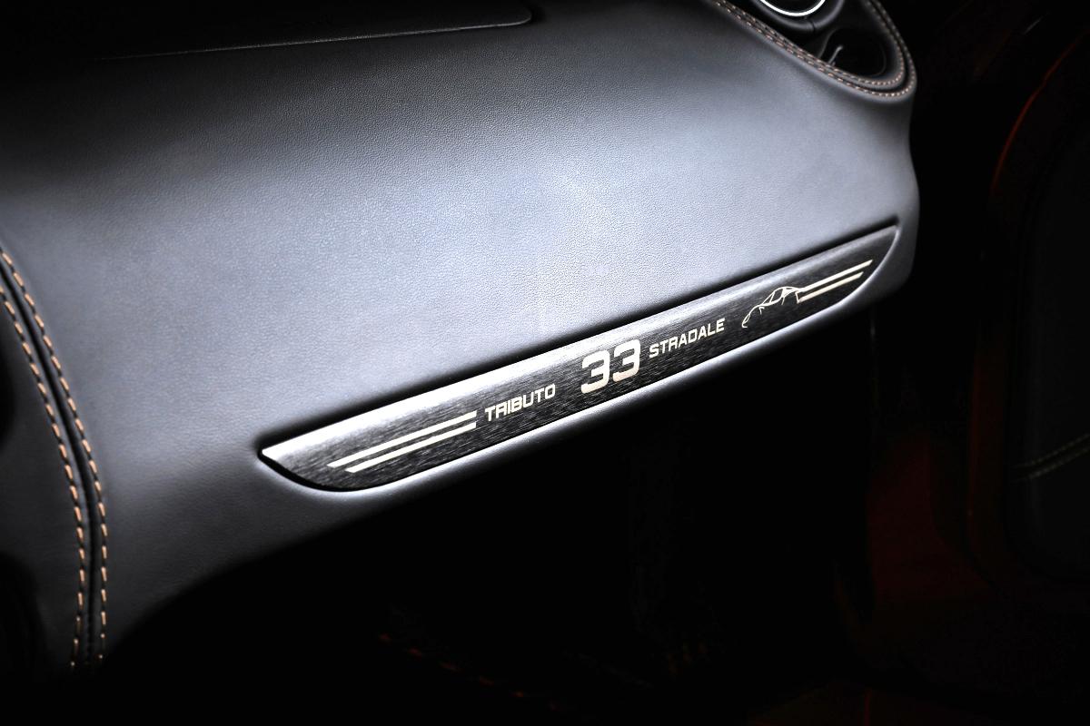 Alfa Romeo 4C Spider 33 Stradale Tributo 8
