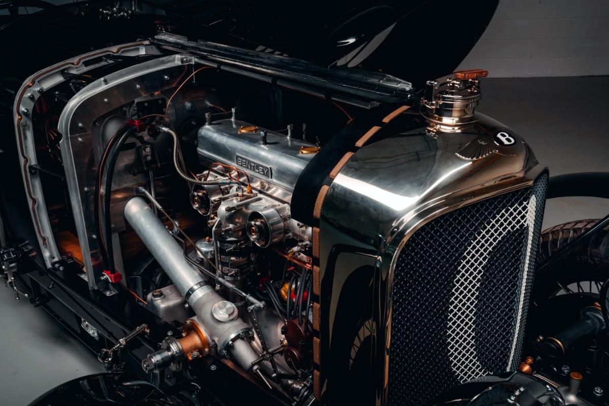 Bentley Blower motor