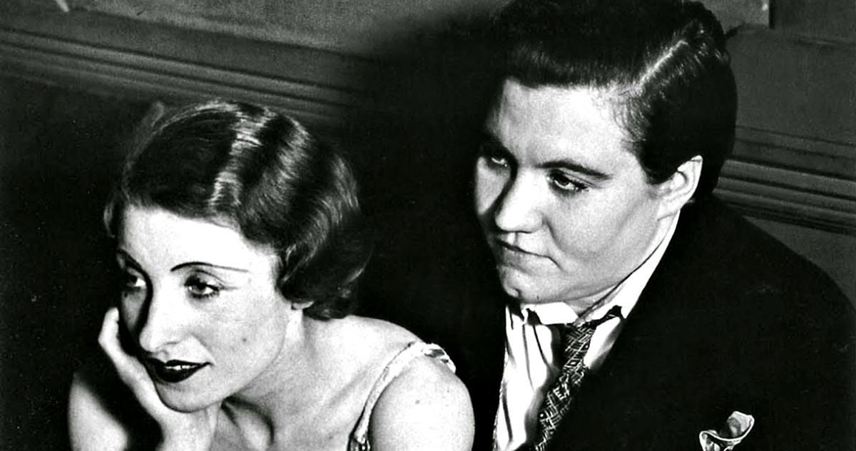 Morris at Le Monocle Paris 1932