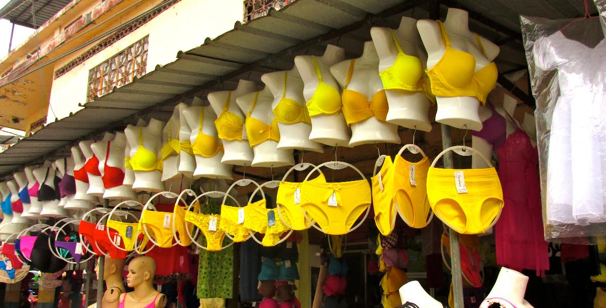 New Years yellow underwear