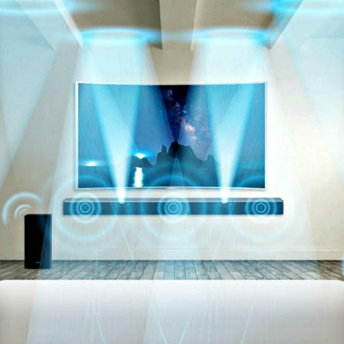 TV soundbar Atmos