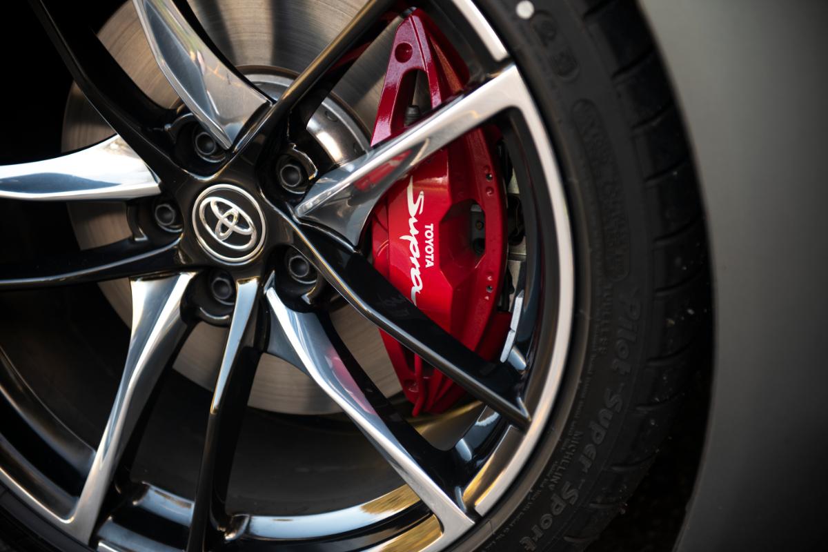Toyota GR Supra uprade 1