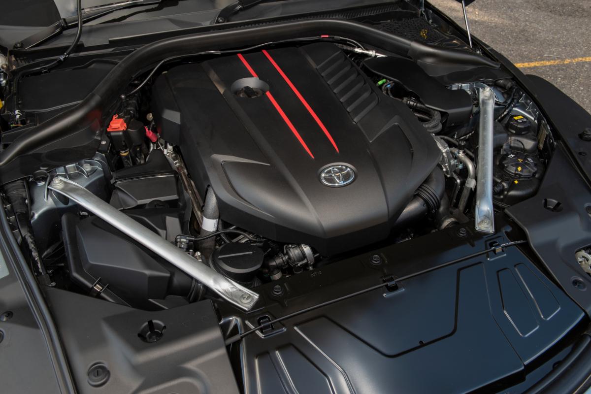 Toyota GR Supra uprade 2