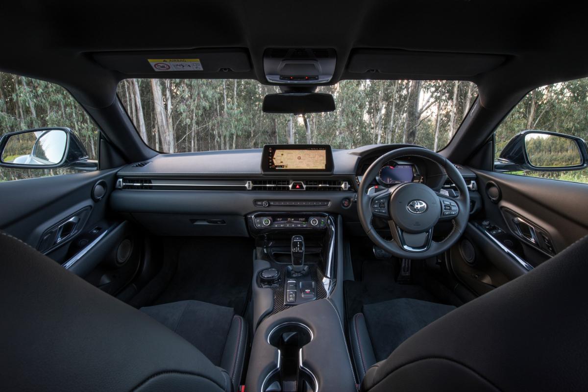 Toyota GR Supra uprade 3