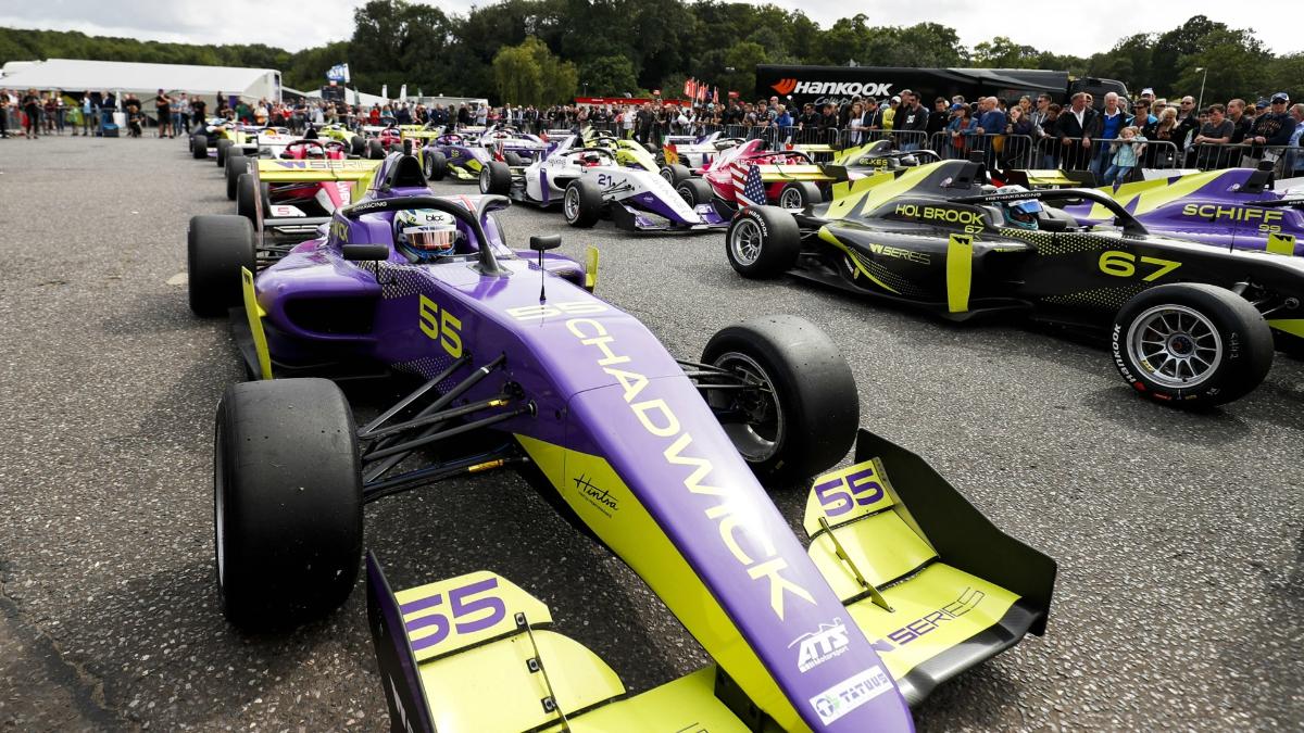 W Series Brands Hatch