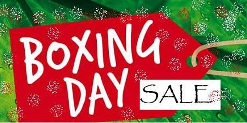 boxing day advert