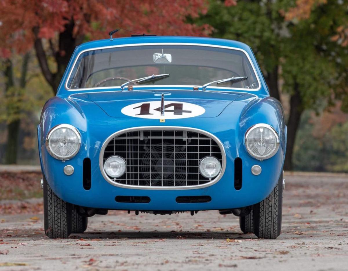 1952 Ferrari 340 America 4