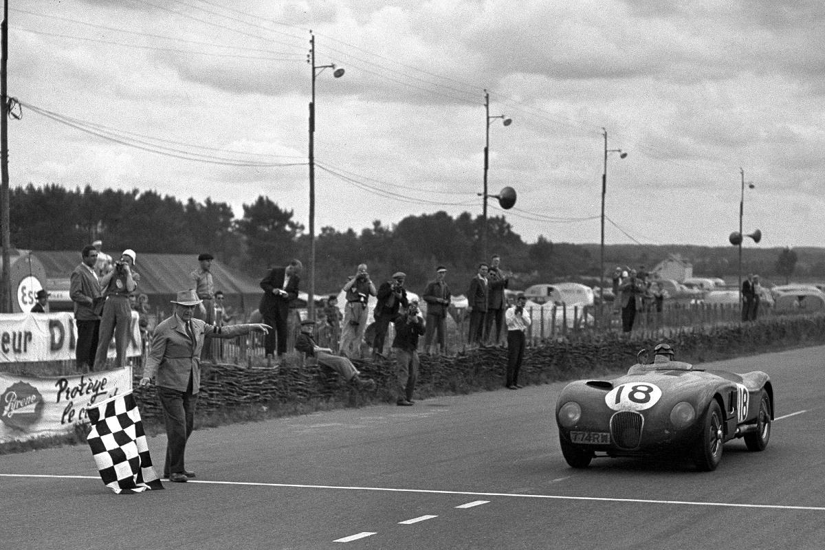 1953 Le Mans 2