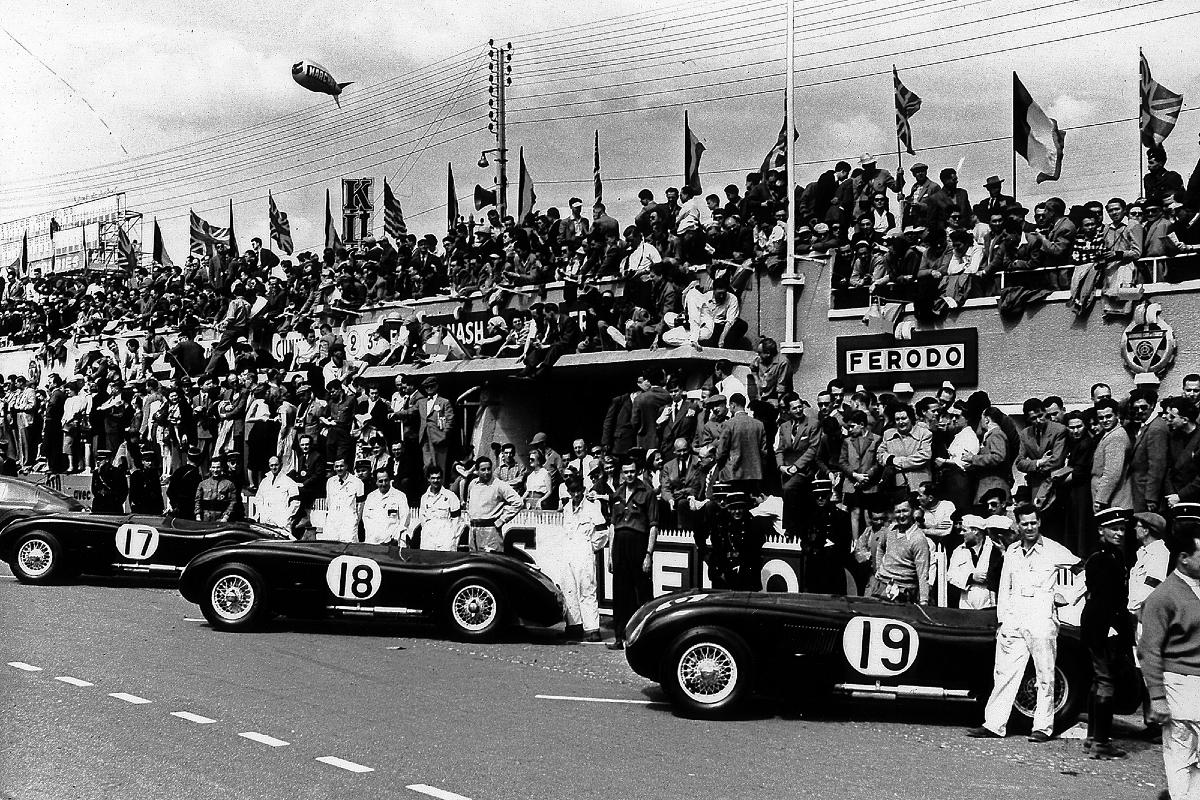 1953 Le Mans 3