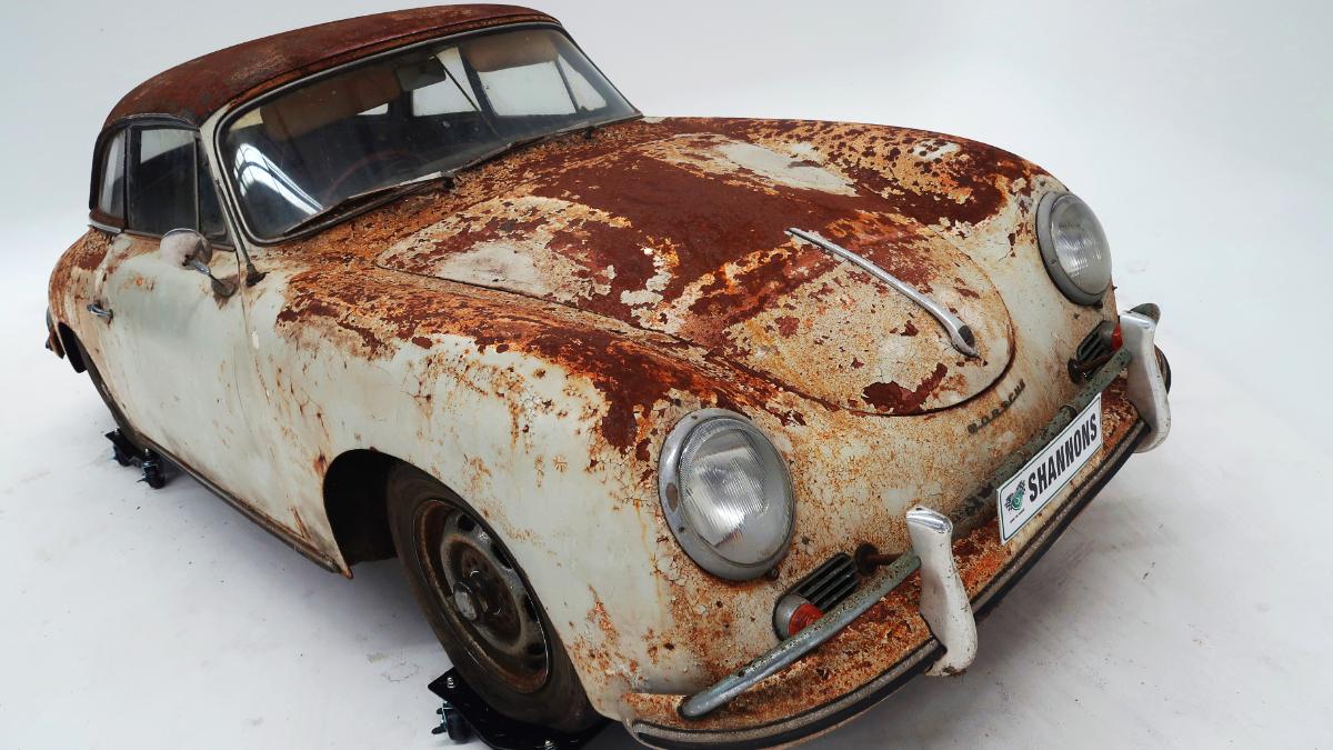 1958 Porsche 356A Cabriolet 2