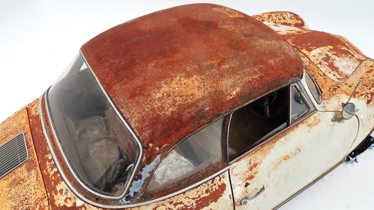 1958 Porsche 356A Cabriolet 5