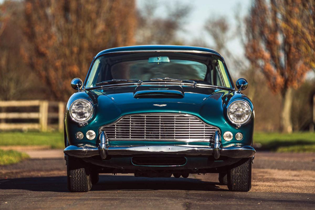 Rare Aston Martin just one of 50