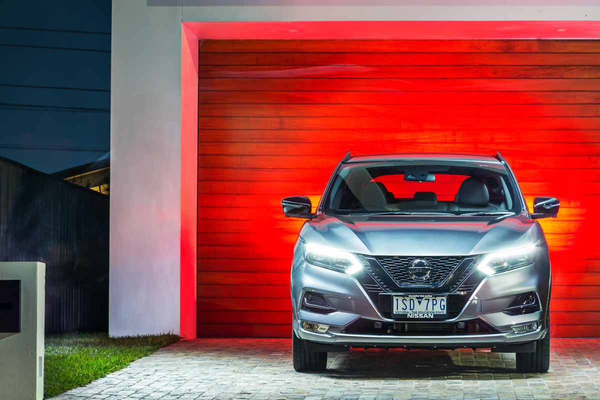 Nissan Qashqai Midnight Edition: Time and tried