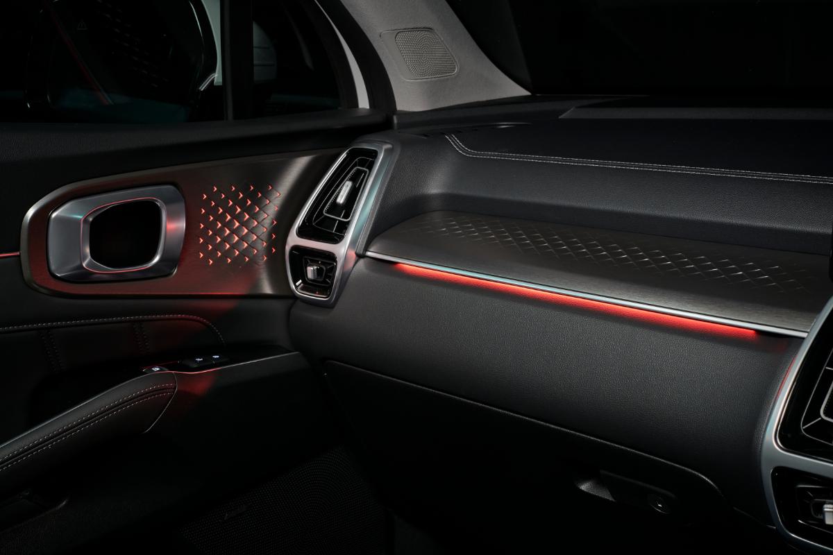 2021 Kia Sorento AWD GT Line 19