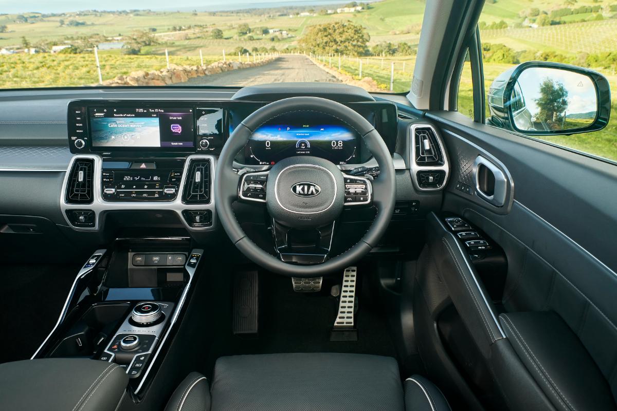 2021 Kia Sorento AWD GT Line 7