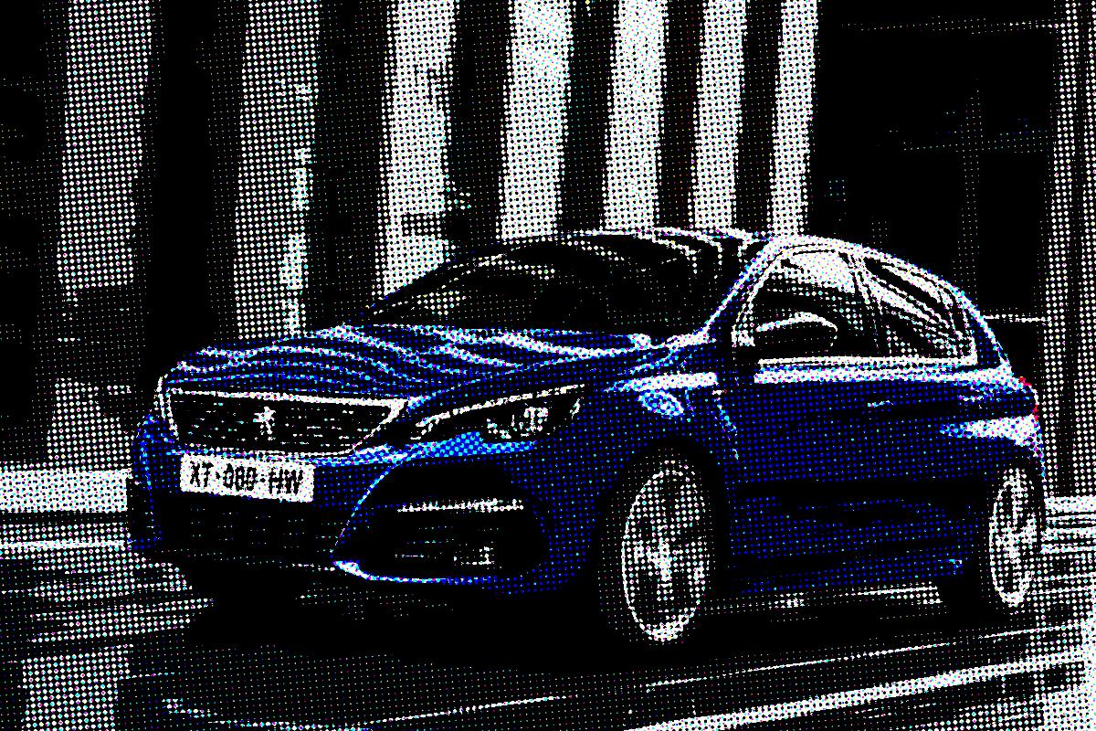 Peugeot 308: Could'a should'a