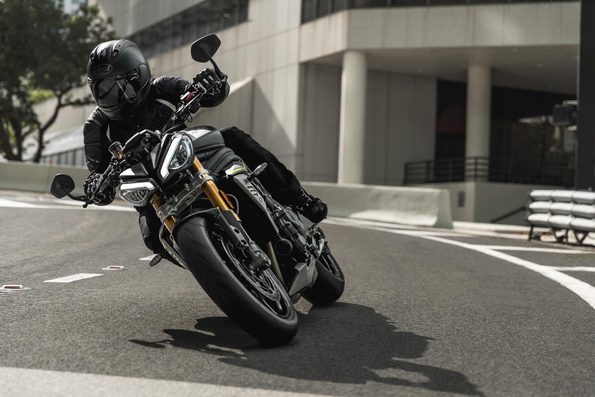 2021 Triumph Speed Triple 1200 RS 3
