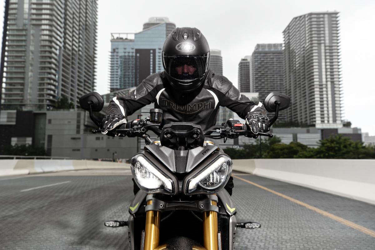 2021 Triumph Speed Triple 1200 RS 4