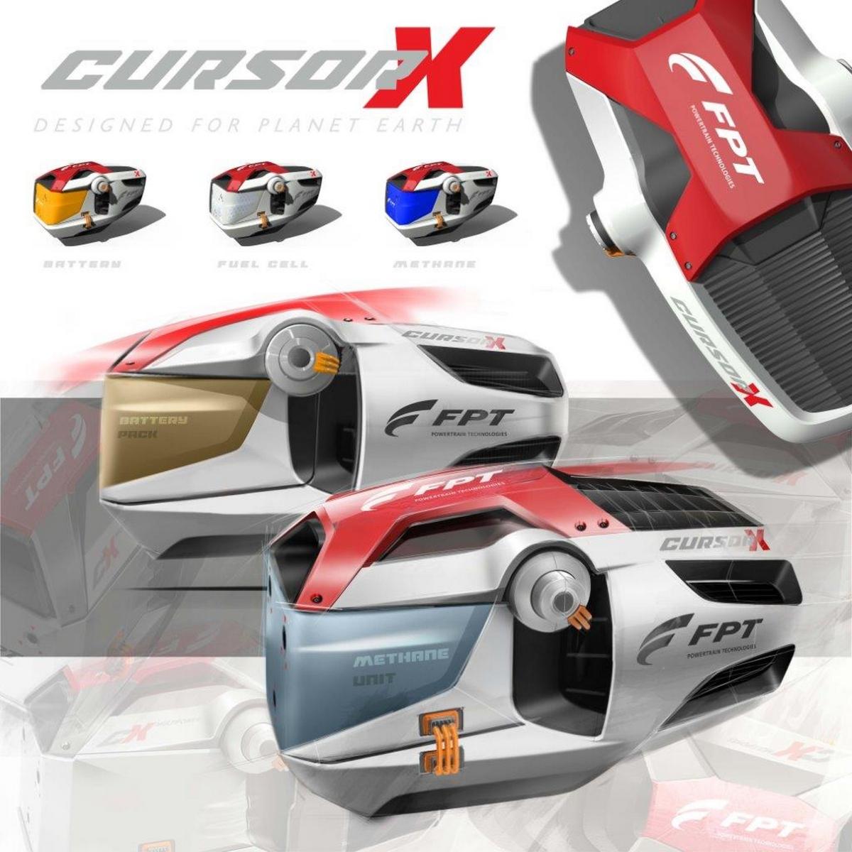 FPT Industrial Cursor X Concept Engine