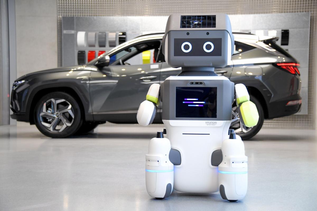 Hyundai DAL e robot 2