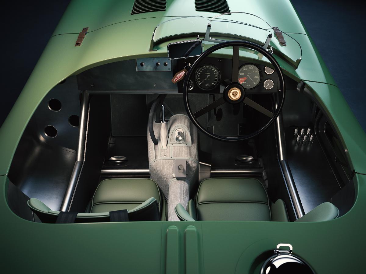 Jaguar Classic C Type 1
