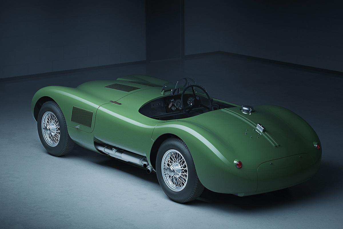 Jaguar Classic C Type 3
