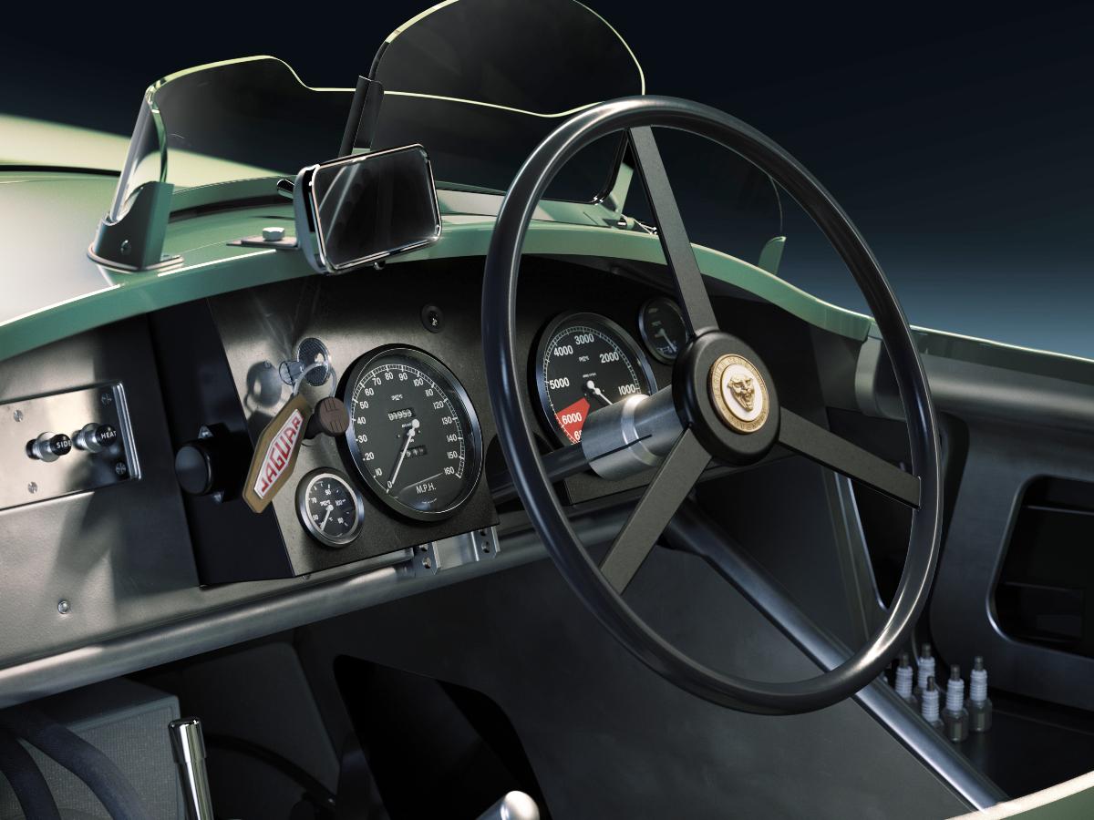 Jaguar Classic C Type 5